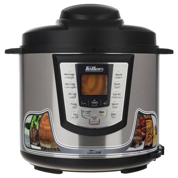 زودپز برقي فلر مدل PC165 Feller PC165 Pressure Cooker